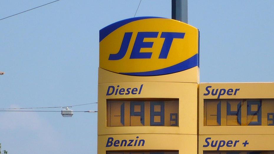 Bei Jet gibt es aktuell Benzin gratis.