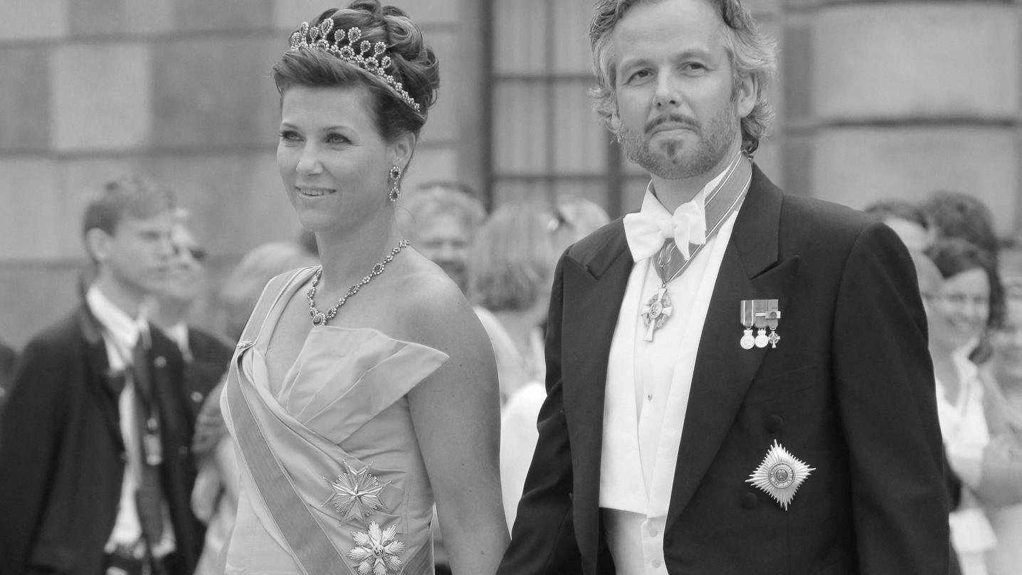 Ari Behn war der Ex-Mann von Prinzessin Märtha Louise von Norwegen.