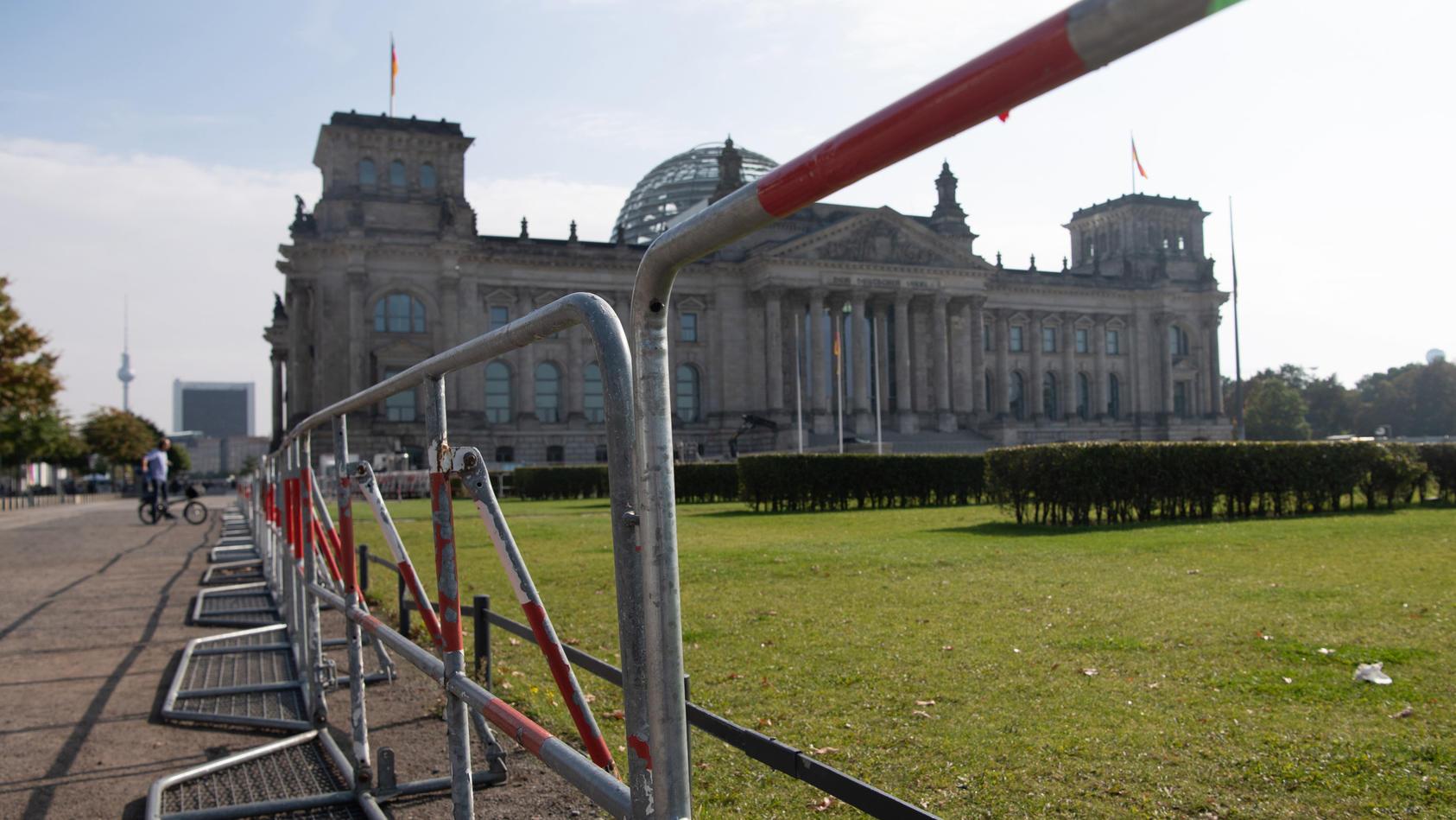 Berlin-Mitte ist Corona-Hotspot.