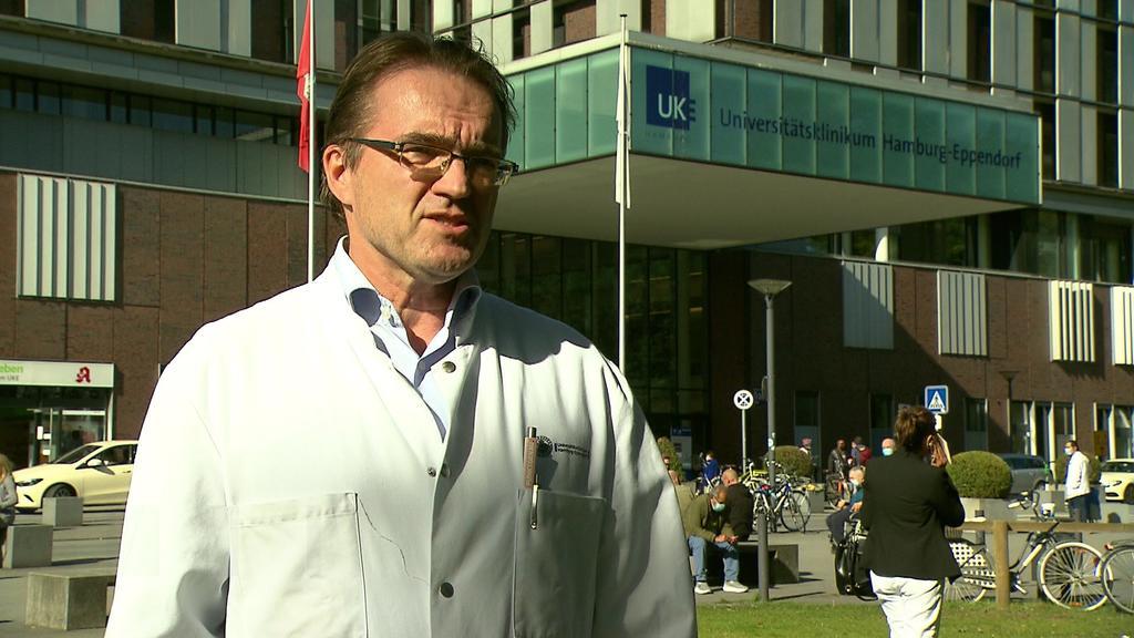 Prof. Matthias Augustin, Facharzt für Haut- und Geschlechtskrankheiten