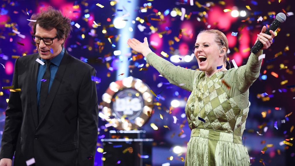 """Endlich kann sie ihr wahres Gesicht zeigen: Patricia Kelly gewinnt """"Big Performance"""""""