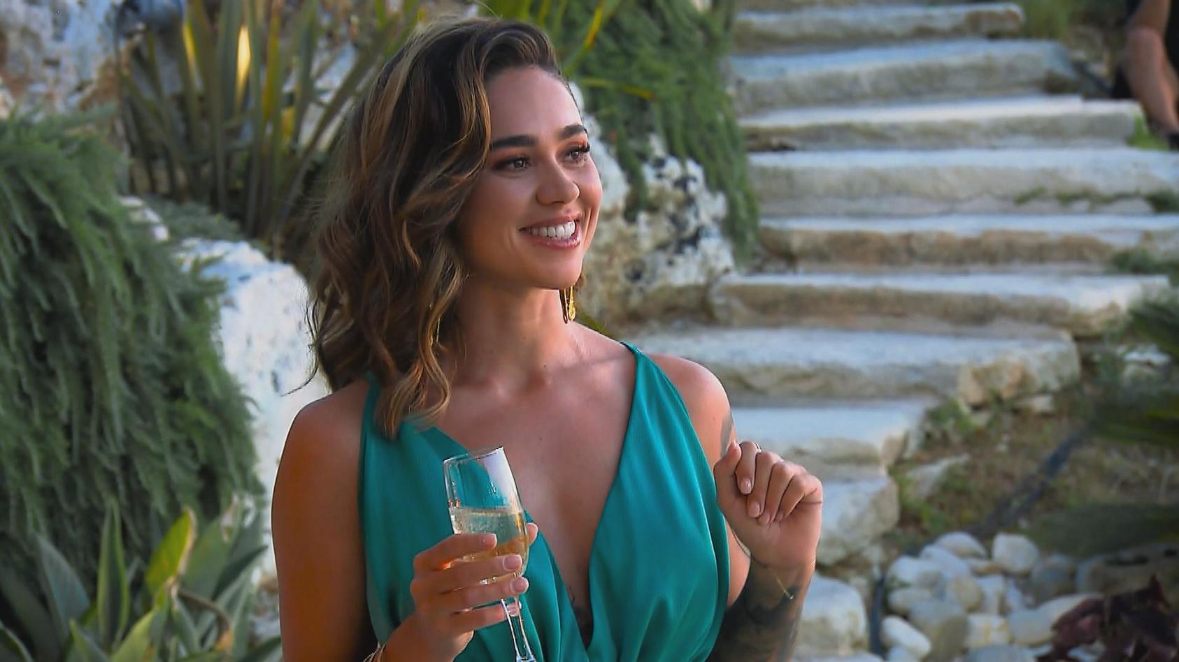 """Bachelorette Melissa empfängt die Männer in der allersten """"Nacht der Rosen"""" nicht abends!"""