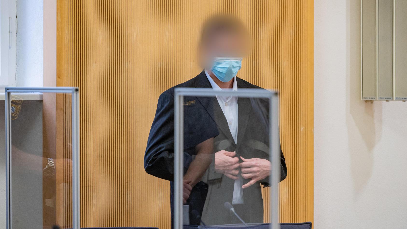 Urteil im Mordprozess im Fall Maria Baumer: Angeklagter Christian F. muss lebenslang ins Gefängnis