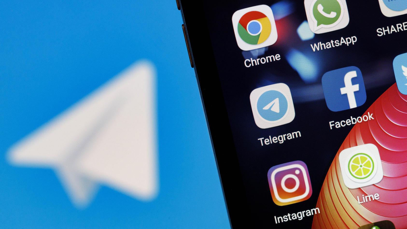 Warum ist Telegram bei Verschwörungstheoretikern so beliebt?