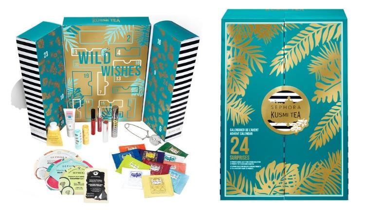 """""""Wild Wishes"""" Adventskalender von Sephora und Kusmi"""