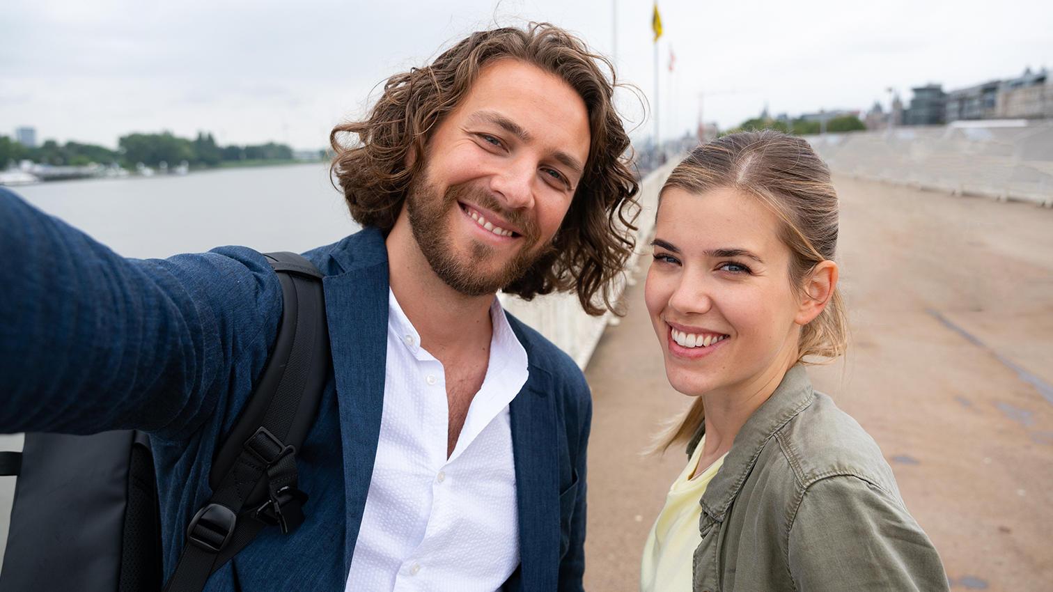 """Ab 23. November auf TVNOW: """"Verbotene Liebe - Next Generation""""."""