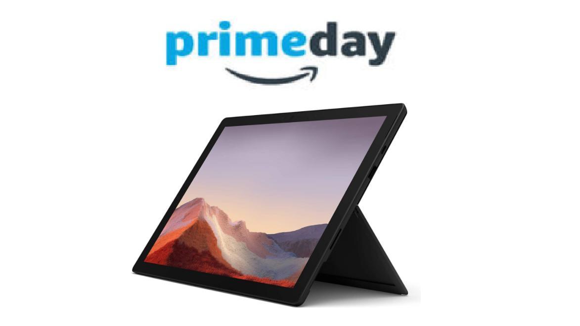 Das Microsoft Surface Pro 7 gibt es Amazon zu einem extrem attraktiven Angebot am Prime Day.