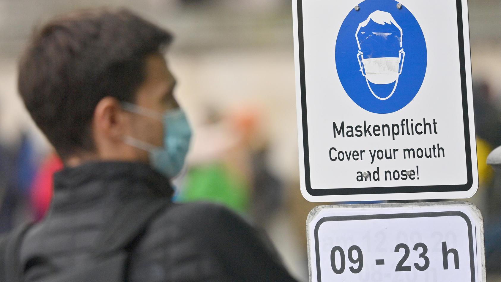 Verstöße gegen die Maskenpflicht können teuer werden