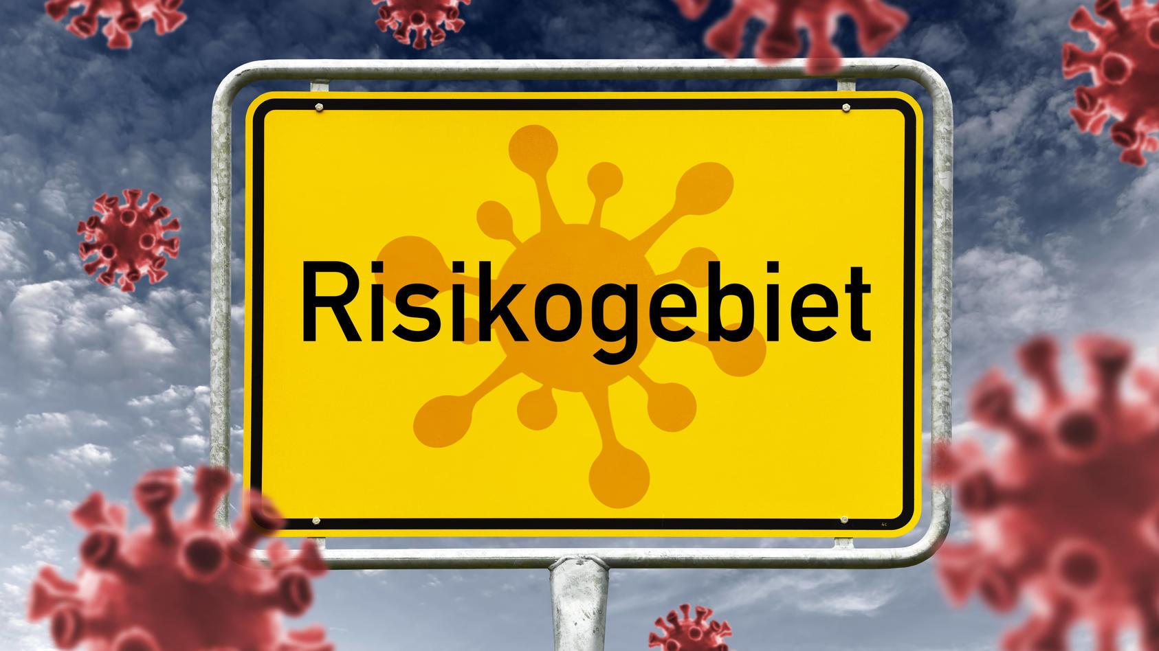 Immer mehr Städte und Landkreise in Deutschland werden zum Corona-Risikogebiet.