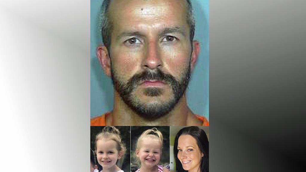 Am 13. August 2018 erwürgte Watts seine EhefrauShanann und erstickte seine Töchter.