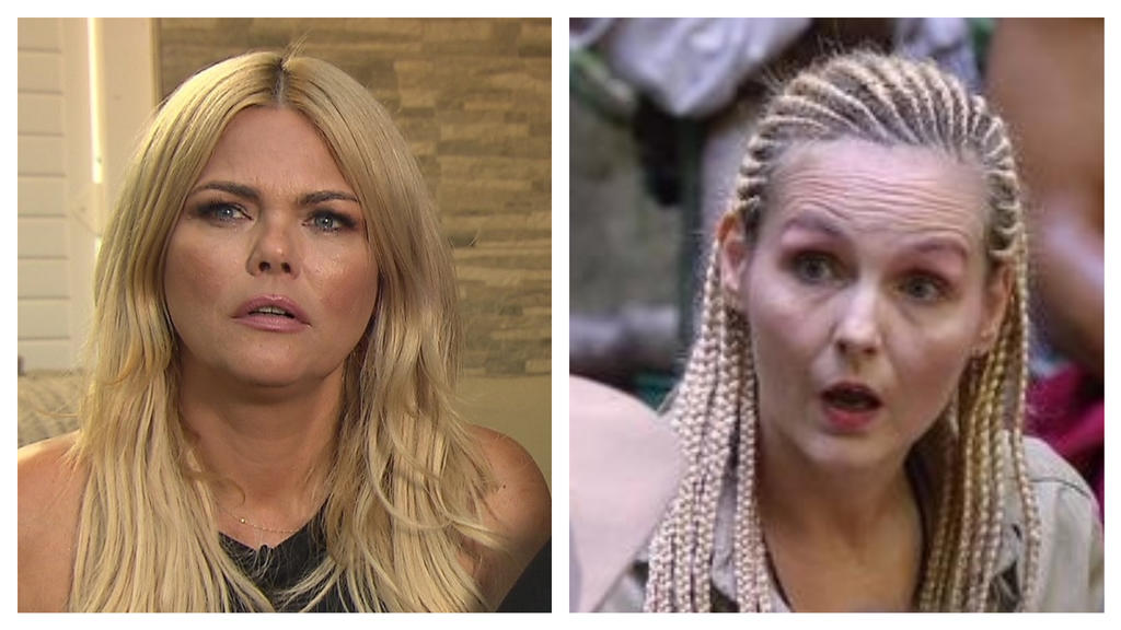 Lisha vergleicht Diana Herold (r.) mit Ex-Dschungel-Star Helena Fürst (l.).