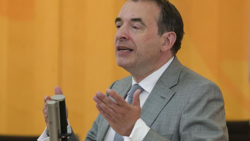 Der hessische Kultusminister Alexander Lorz (CDU). Foto: Frank Rumpenhorst/dpa/Archiv