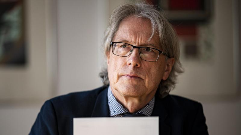 Matthias Kollatz, Finanzsenator von Berlin. Foto: Fabian Sommer/dpa/Archiv