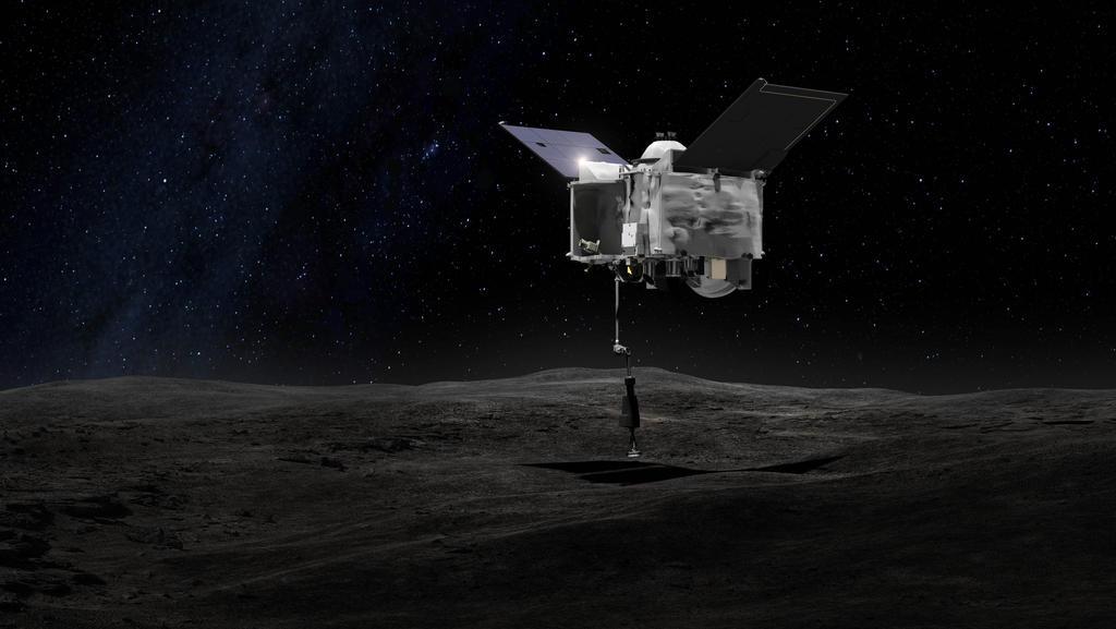 HDiese Asteroiden können der Erde gefährlich werden.
