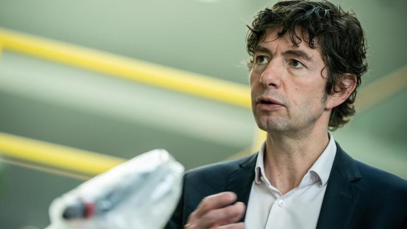 Christian Drosten, Direktor des Instituts für Virologie, Charité - Universitätsmedizin Berlin.