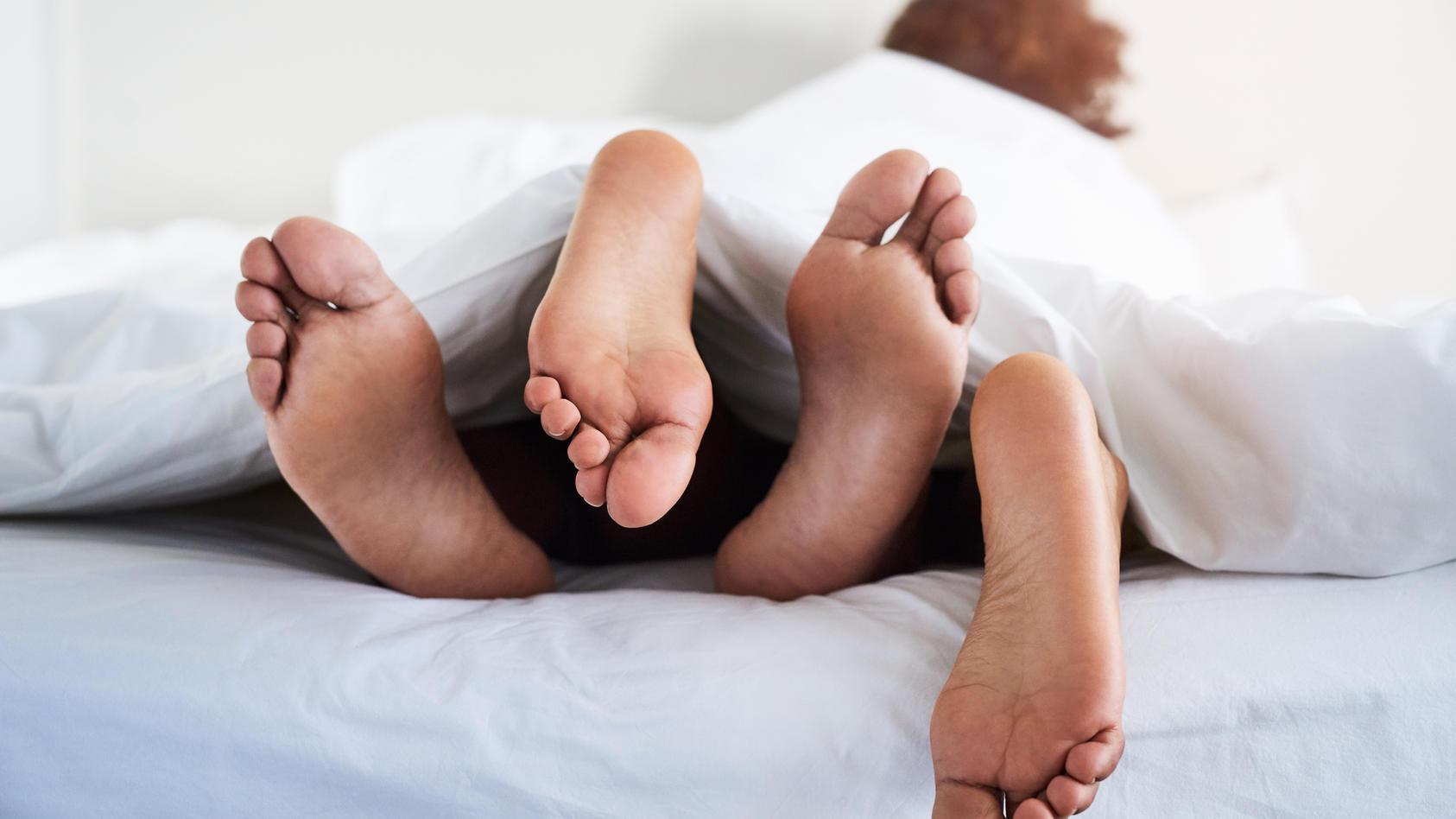 Sex macht nicht nur Spaß - er ist auch noch gesund.