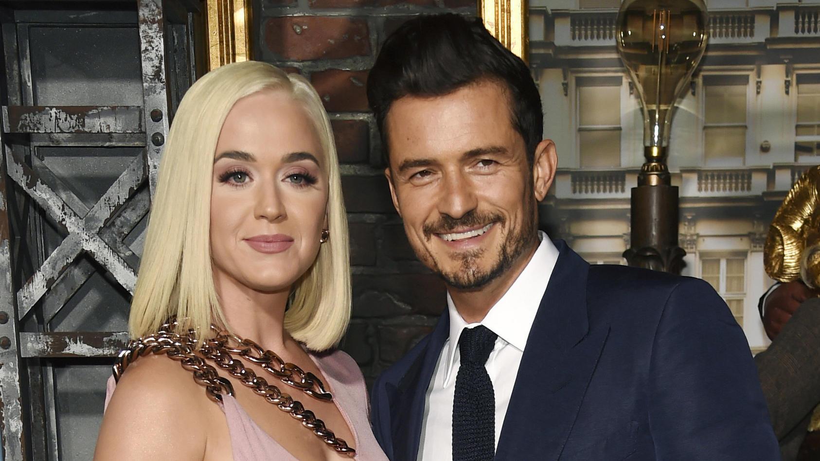 Katy Perry und Orlando Bloom sind seit fünf Jahren ein Paar und wirken noch so verliebt wie am Anfang.