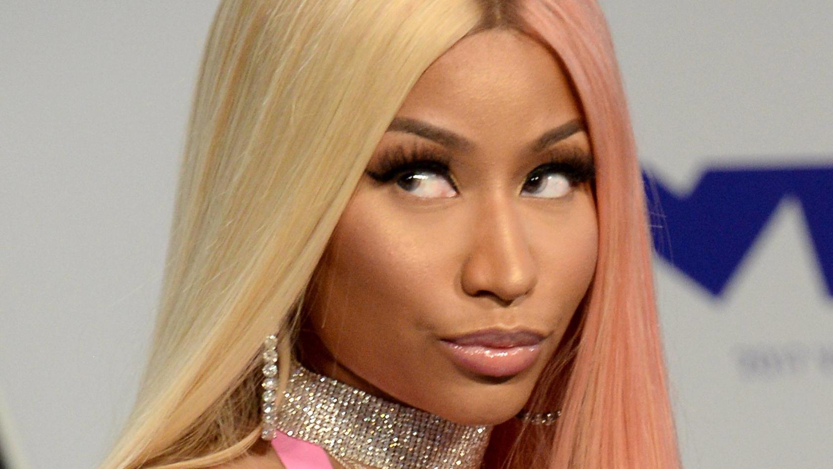 Wird Nicki Minaj in ein Verbrechen hineingezogen?