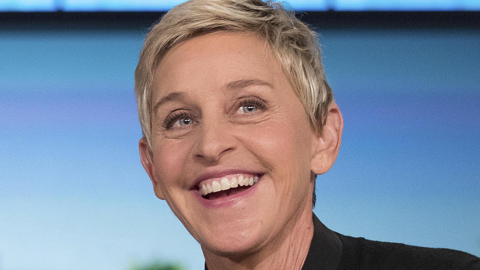 Ellen Degeneres hat sich eine neue Frisur zugelegt.