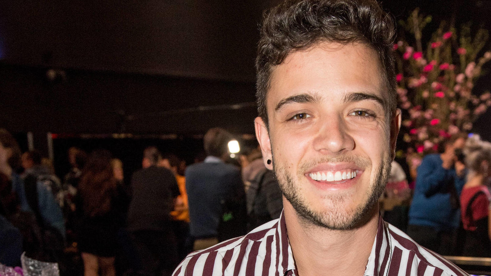 "Luca Hänni 2019 beim ""Eurovision Song Contest"""
