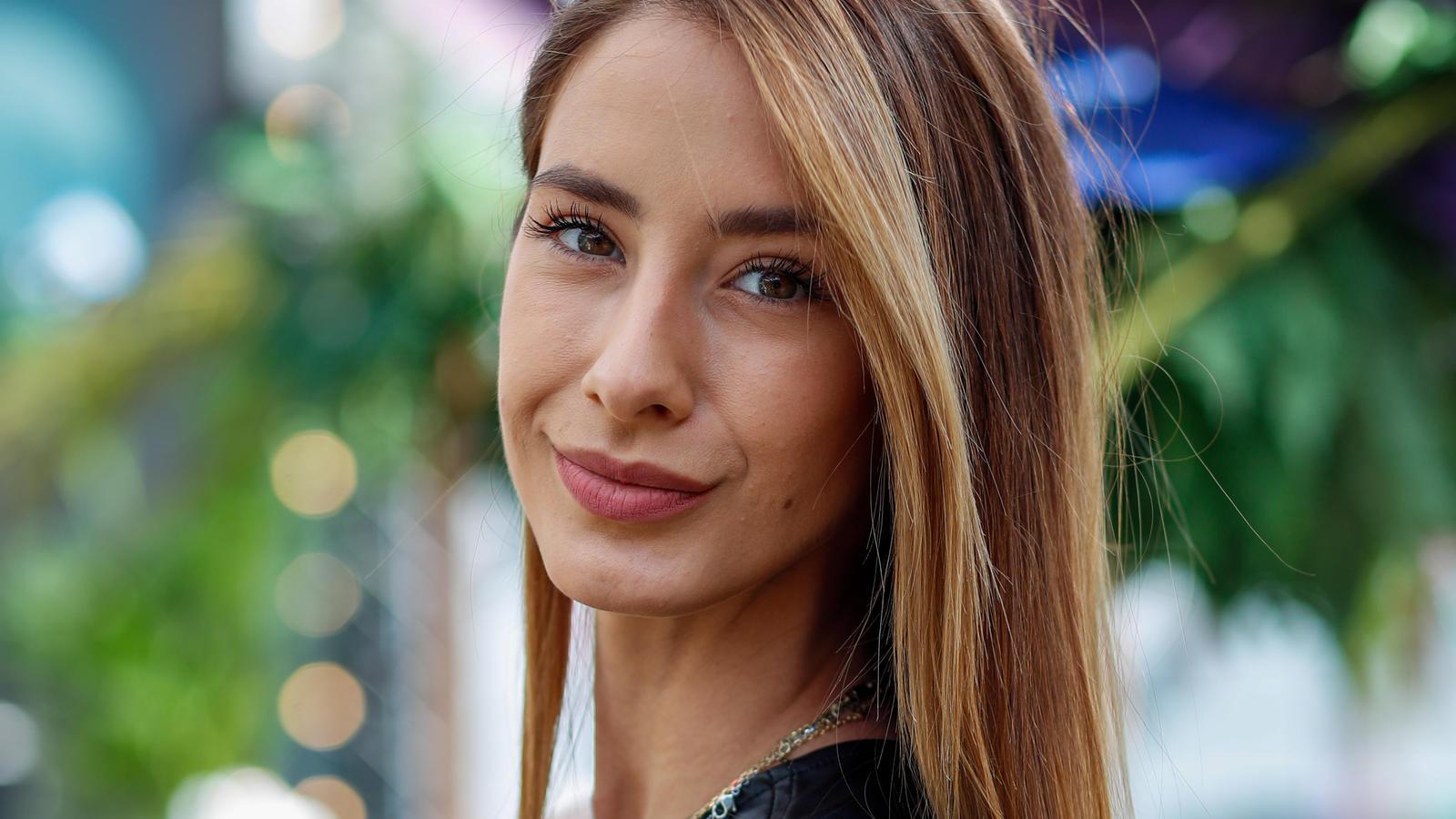 Model Brenda Patea ist schwanger von Tennis-Profi Alexander Zverev.