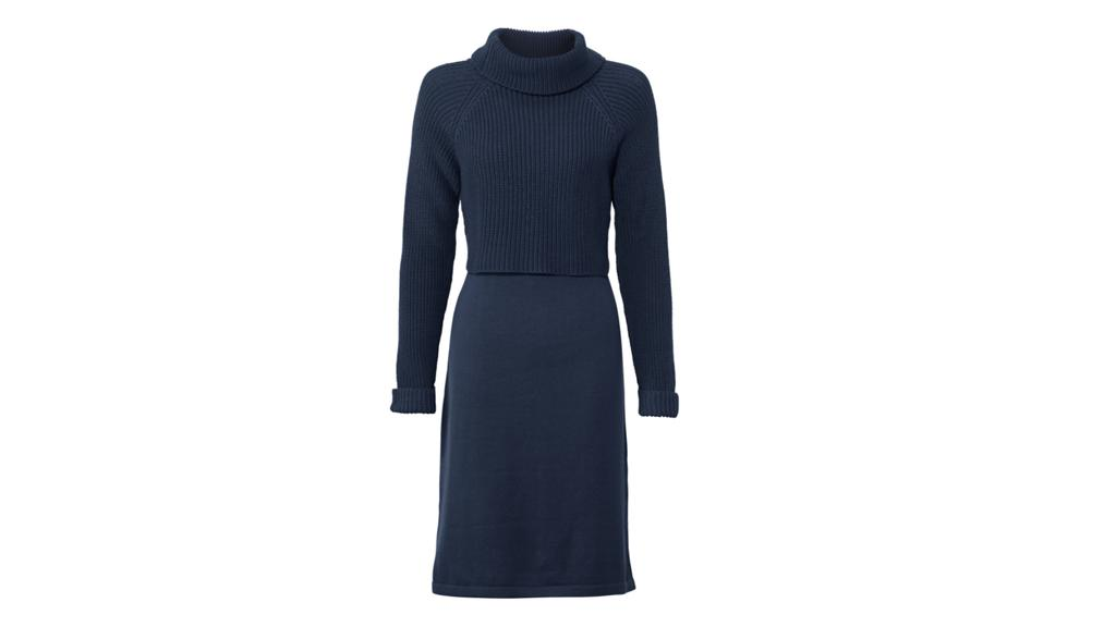 Neutral Colors Wintermode: Blautöne
