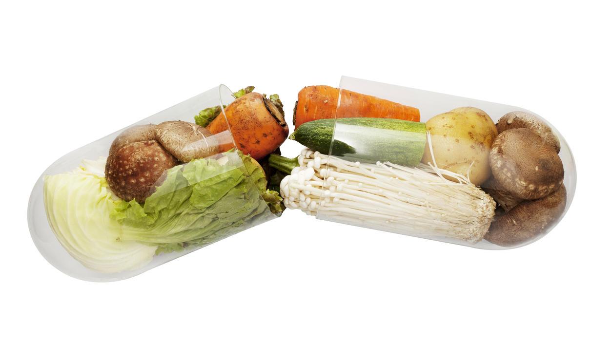 Eine ausgewogene Ernährung hilft dabei, sich ausreichend mit wichtigen Vitaminen zu versorgen.