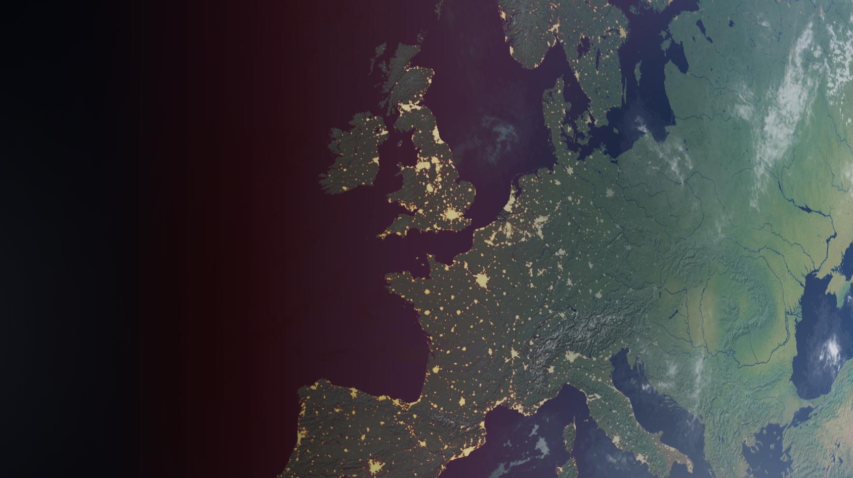 Weil unsere Nächte immer heller werden, haben es Sternegucker in Deutschland immer schwerer, ungestört in den Nachthimmel zu blicken.