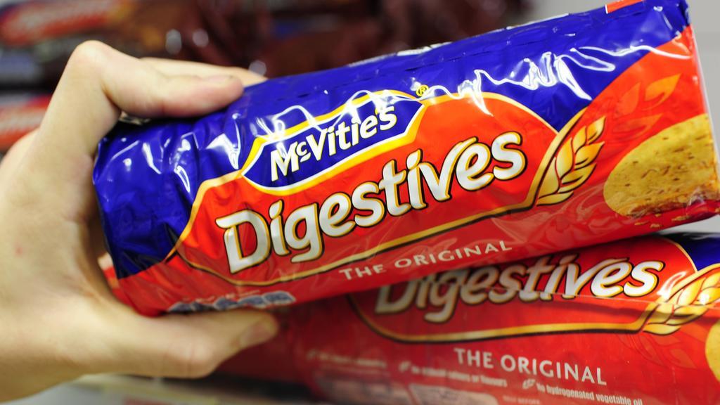 McVitie's Digestives Kekse