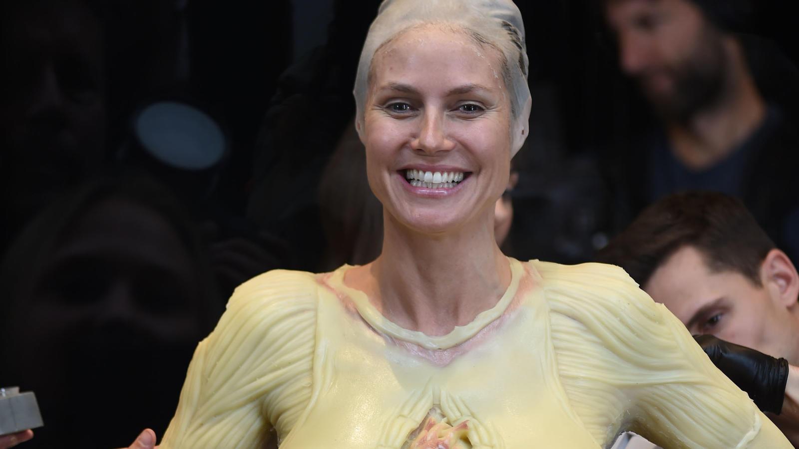 Heidi Klum feiert 2021 keine Halloween-Party.