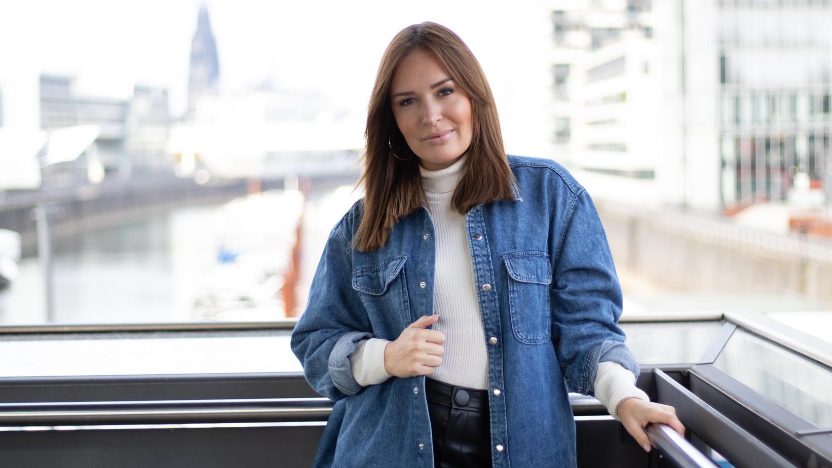 RTL-Reporterin Madeline Zilch war Corona-Erstkontakt und musste in Quarantäne.
