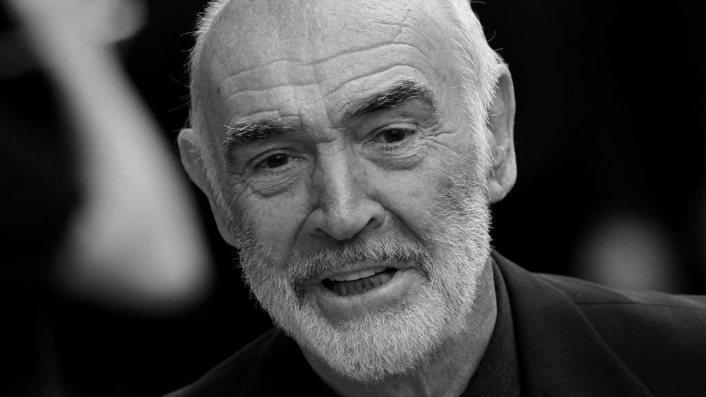 Bond-Legende Sean Connery ist tot