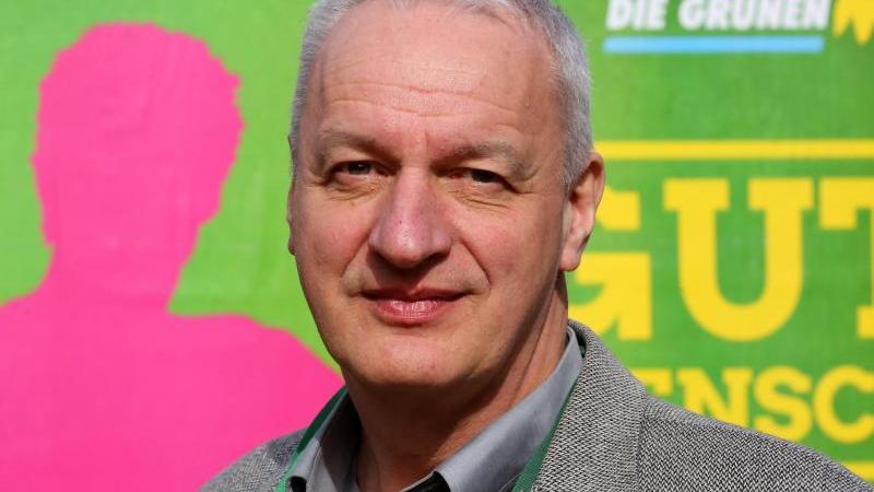 Mecklenburg-Vorpommerns Grünen-Spitzenkandidat Harald Terpe. Foto: Bernd Wüstneck/dpa-Zentralbild/ZB/Archivbild
