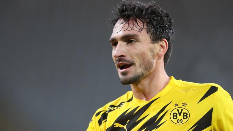 Torschütze Mats Hummels aus Dortmund. Foto: Friso Gentsch/dpa/Archivbild