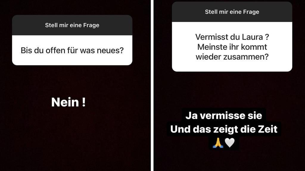 Pietro Lombardi stellt sich in einem Q&A auf Instagram den Fragen seiner Follower.