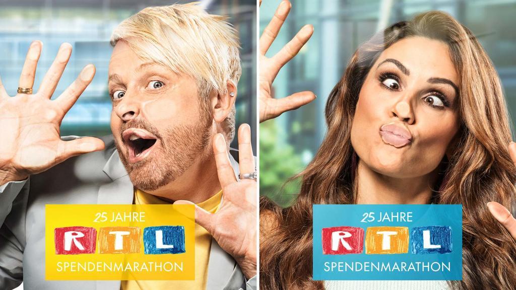 Ross Antony und Nazan Eckes sind nur zwei der Stars, die sich an der Kampagne zum RTL-Spendenmarathon beteiligen
