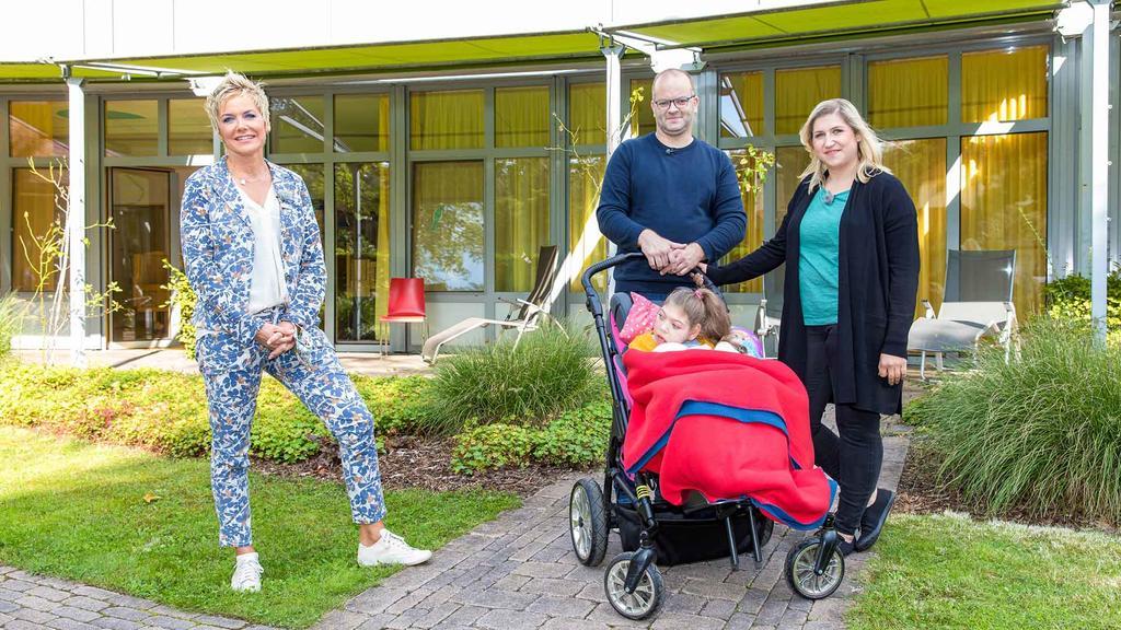 """Moderatorin und Sängerin Inka Bause setzt sich als Projektpatin für die """"Stiftung RTL - Wir helfen Kindern"""" ein"""