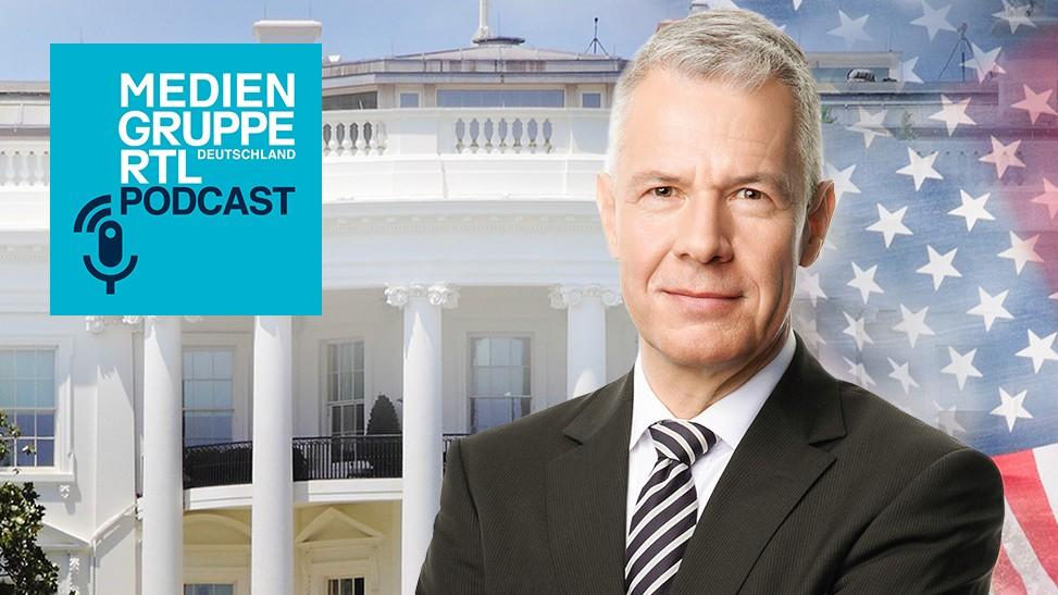 Peter Kloeppel vor der US-Wahlnacht im Podcast-Interview