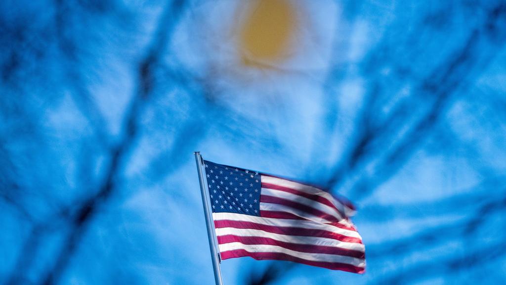 Die Präsidentschaftswahl in den USA steht an. Das Wetter zeigt fast Einigkeit.