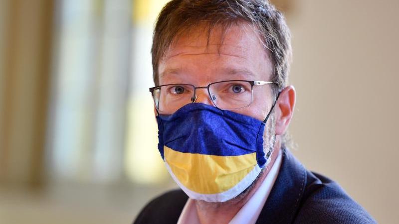 Thomas Nitzsche (FDP), Oberbürgermeister von Jena. Foto: Martin Schutt/dpa-Zentralbild/dpa/Archivbild