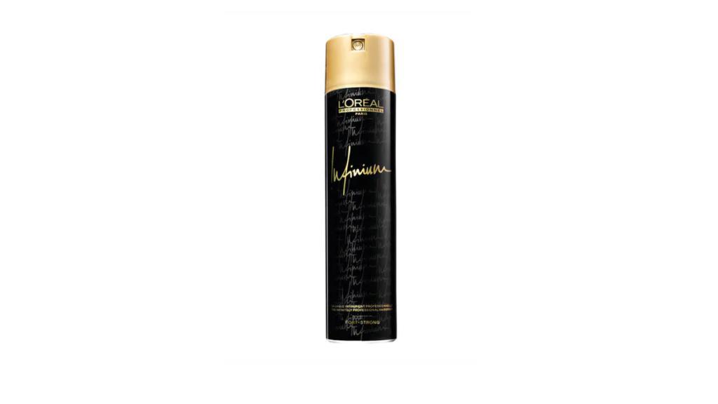 Infinium-Haarspray von L'Oreal.