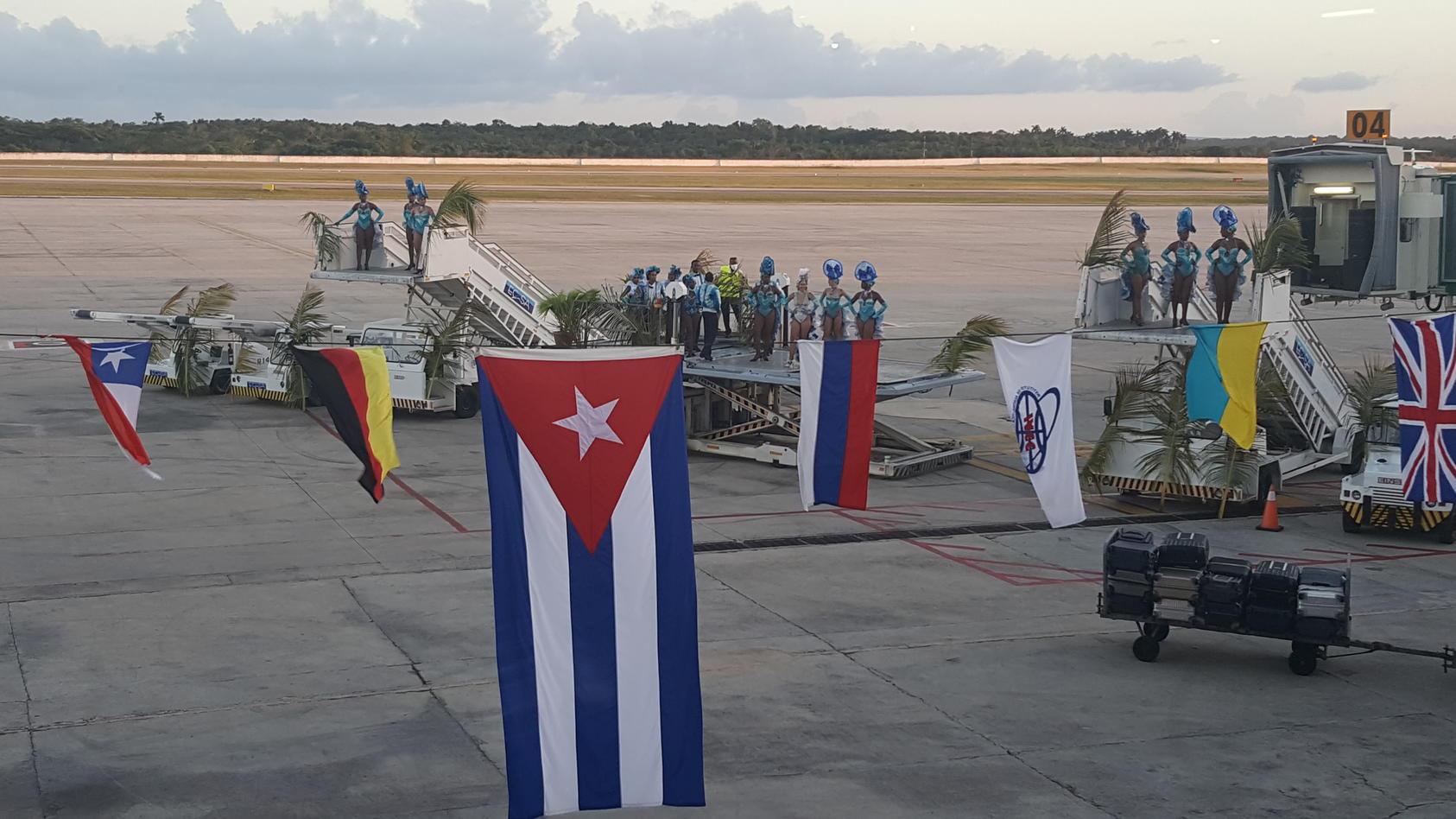 Varadero empfängt wieder Touristen.