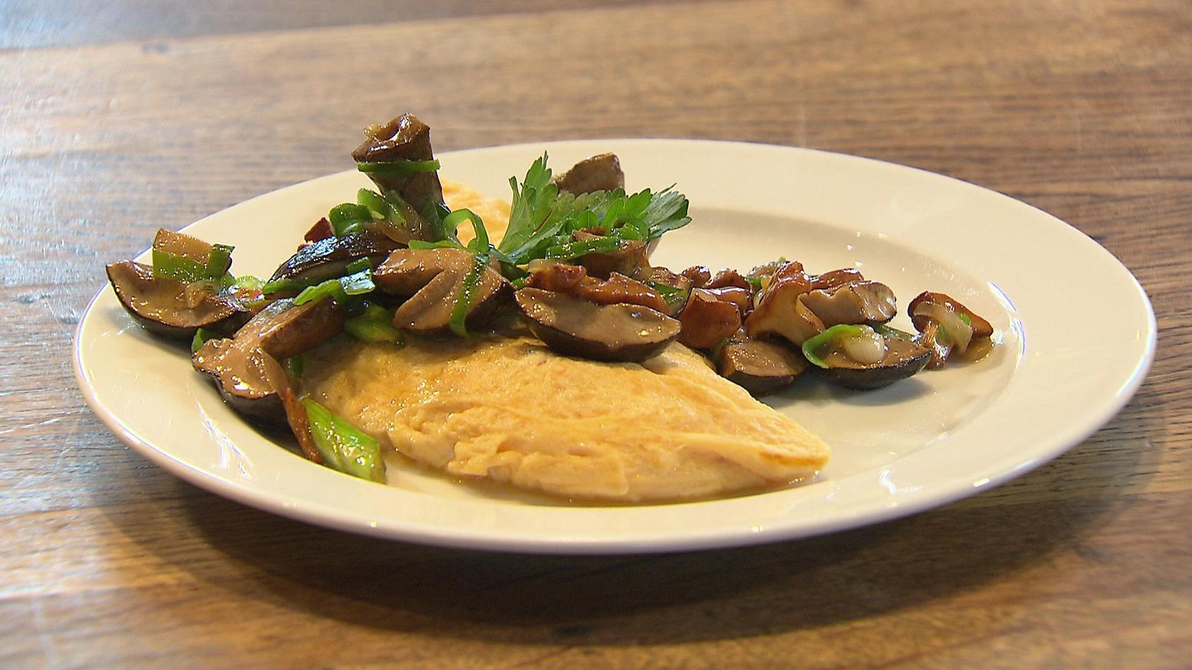 Einfaches und leckeres Pilzrezept