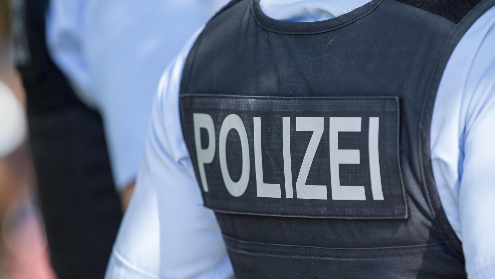 Wuerburg, City, 31.07.2020, Praesenz- und Kontakteinsatz der Polizei und Bundespolizei Bild: Polizei *** Wuerburg, City