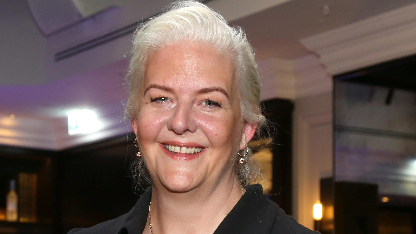 Bettina Schliephake-Burchardt ist Konditormeisterin, Buchautorin und TV-Jurorin.