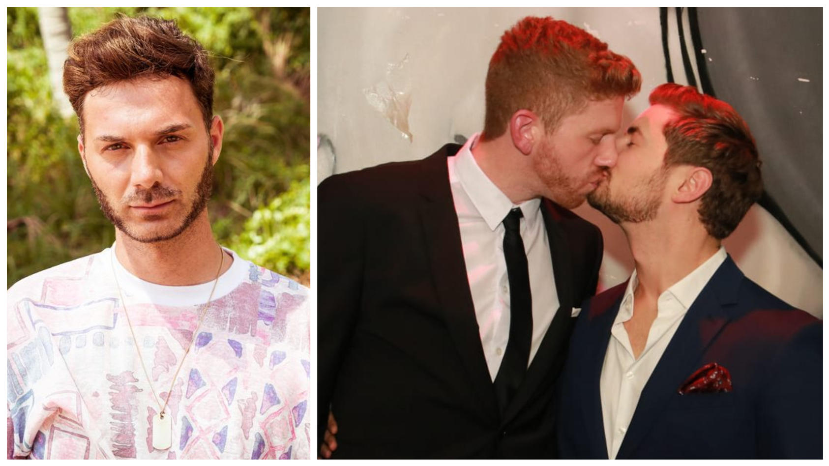 """Für Ex-""""Prince Charming""""-Kandidat Sam Dylan war die Liebe zwischen Nicolas und Lars nie aufrichtig."""