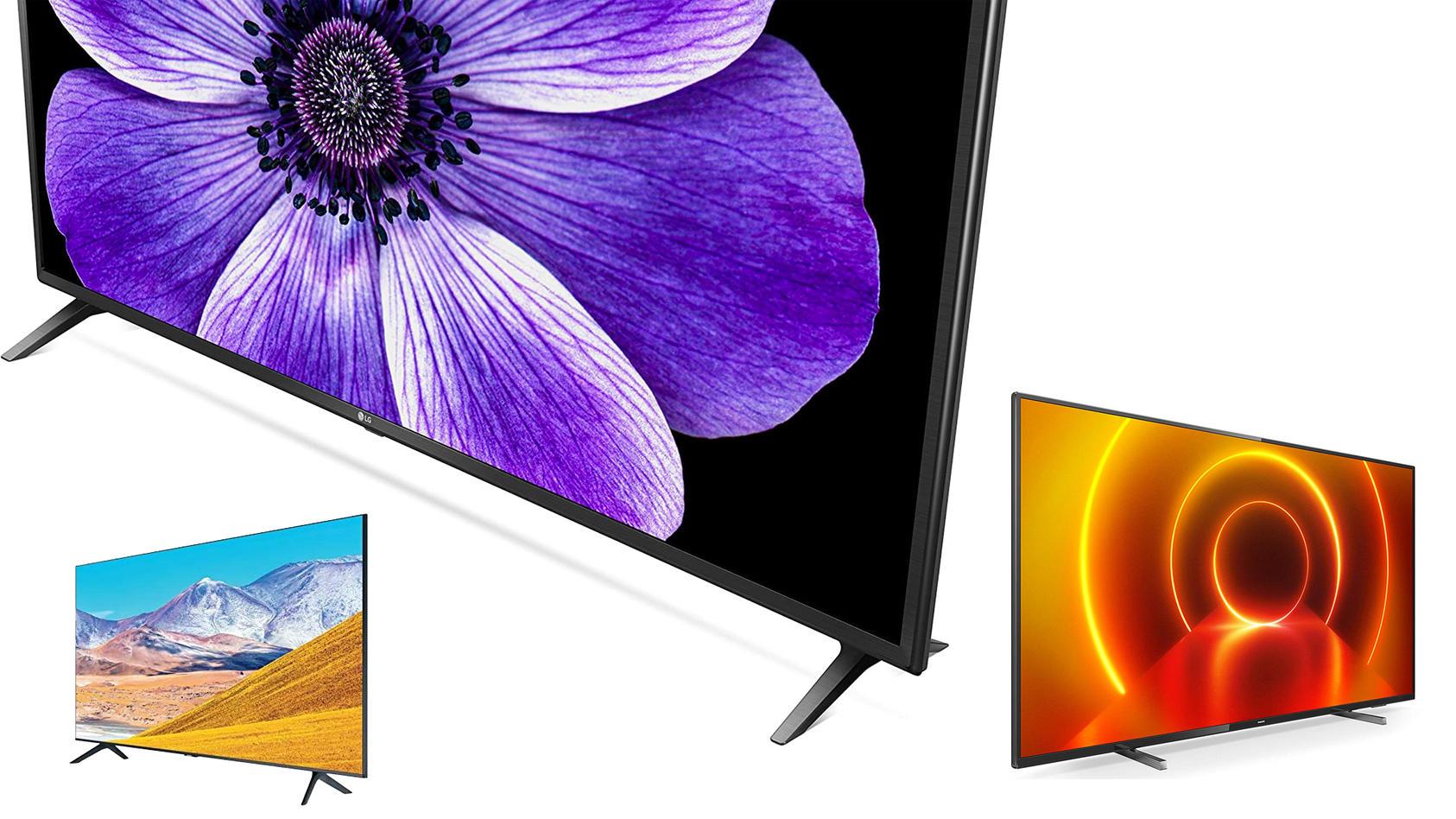 Deals: Fernseher und TV-Technik gibt es auch 2020 wieder stark reduziert.