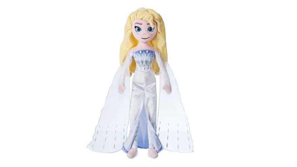 """""""Elsa, die Eiskönigin""""-Stoffpuppe von Disney"""