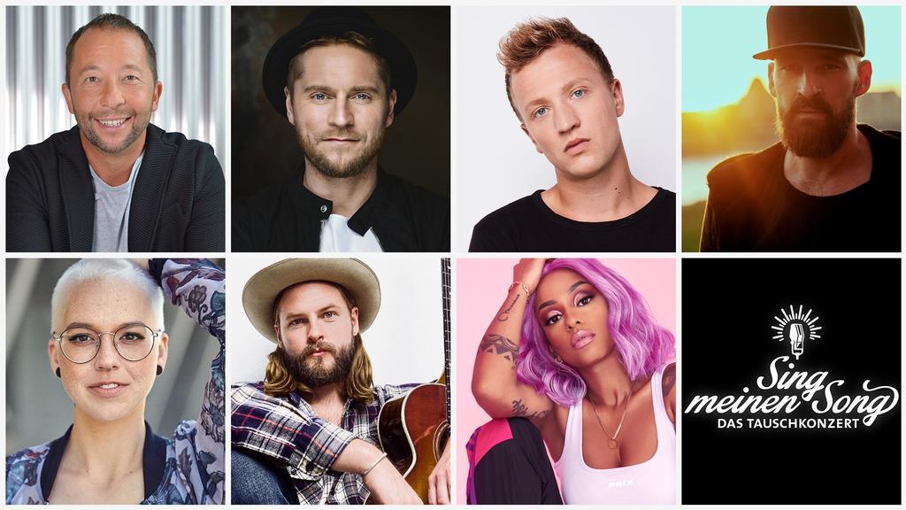 Das sind die Stars von Sing meinen Song 2021.