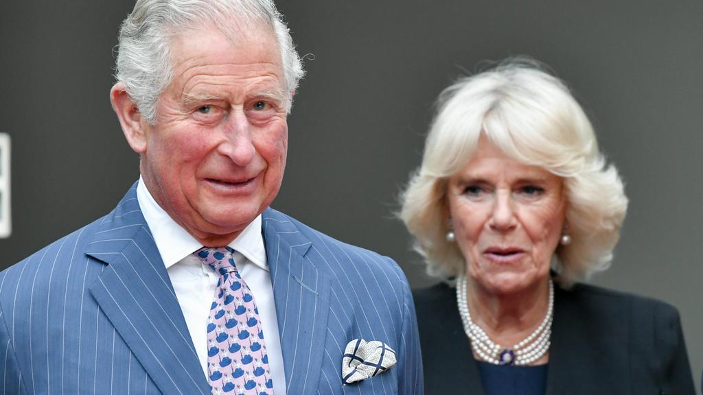 Der britische Prinz Charles und seine Frau, Herzogin Camilla.